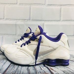 Nike 2012 Heritage Women's Shox Running Shoes 7